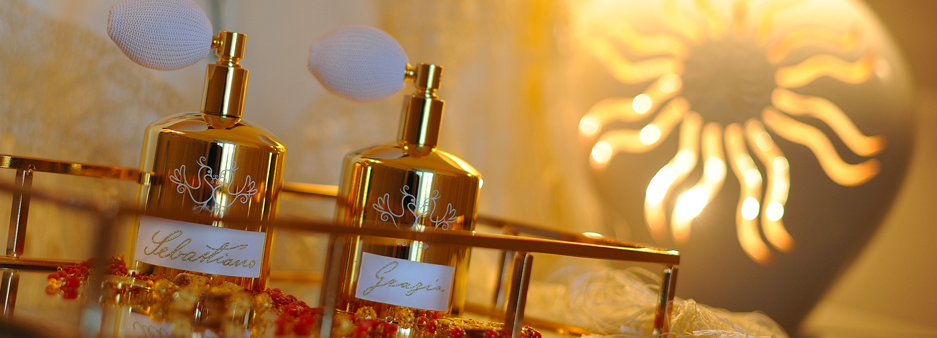 Nuovi eau de parfum Sebastiano e Grazia